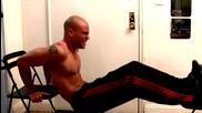 Тренировка в домашни условия : За правене на трицепс