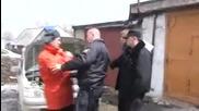Не скачай срещу руски полицай