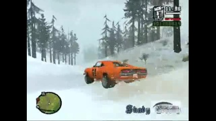 Gta San Andreas Snow