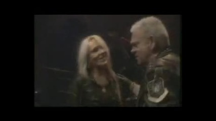 Doro Pesh and Udo (accept) - Dancing with an Angel