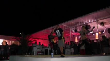 Hustlegram pr. Hell Energy Drink Hip Hop History Reapiting Summer Tour 2016 - AMAYA BEACH