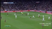 Real Madrid - Barcelona Highlights 23.03.2014