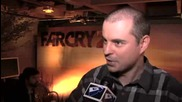 Far Cry 2 - Ubidays - Interview