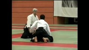Doshu Moriteru Ueshiba Aikido Demonstration Germany 2005