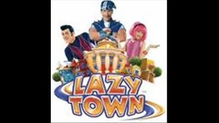Lazy Town - The Mine Song