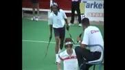 Remi Gaillard - Тенис