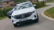 Електрическите модели на Mercedes - EQA и EQC - Auto Fest S05EP20