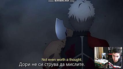 Fate/stay night: Heavens Feel Ii. Lost Butterfly Бг Субтитри част 7