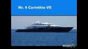 10 - Те Най - Готини Яхти