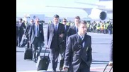 Пристигането на Италия в Южна Африка
