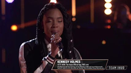 Kennedy Holmes - The Voice 2018 - Live Playoffs - Halo by Beyonce - Part 3