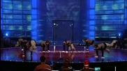 Най - добрата Street Dance група /jabbawockeez/ Компилация