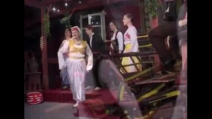 Adela i Juzni Vetar - Samo ti pozeli (StudioMMI Video)