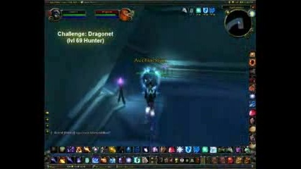 World Of Warcraft 63lv Frost Mage Vs 70lv