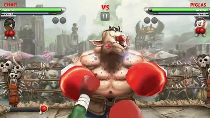 Евтини Рс Игри: Beast Boxing Turbo Ревю