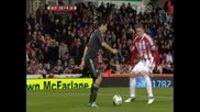 2011-10-27 Stoke vs Liverpool 1-1 Suarez (54) Lc