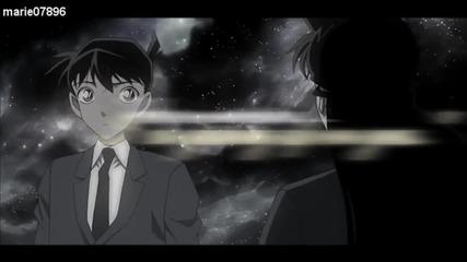 Say Something - Shinichi and Ran