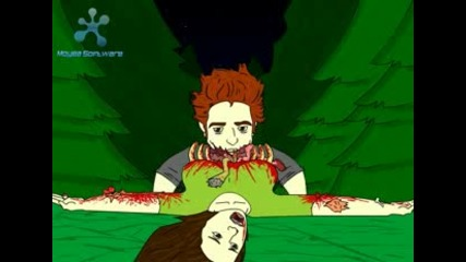 Edward Kills Bella Twilight Animation
