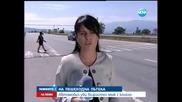 Кола уби колоездач на пешеходна пътека - Новините на Нова