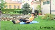 Фитнес програма за начинаещи - Ден 3