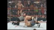 Wwe Raw John Cena & Batista Vs.cody Rhodes and Ted Dibiase(Джон и Батиста стават Световни шампиони)