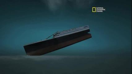 100 години от потъването на Титаник