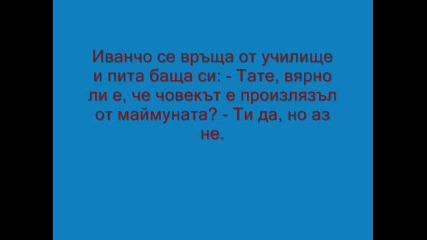 Вицове За Иванчо