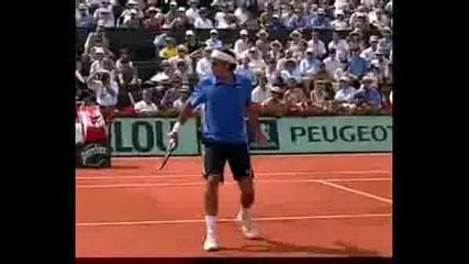 Тенис Урок 138
