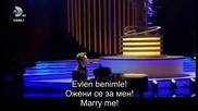 Sinan Akcil - Guzel Kiz (prevod) (lyrics)