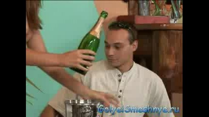 Голи И Смешни - Шампанско И Много