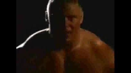 Wwf - Wwe Brock Lesnar Най - Якото Видео