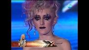X Factor 2013 - Изпълнение на Miley Cyrus