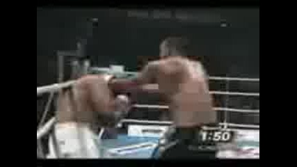 Badr Hari The Golden Boy Hl
