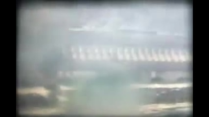 Ниагарският водопад през 1969 година е спрян за контрол на ерозията
