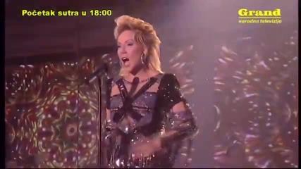 Lepa Brena - Sanjam ( Grand Narodna Televizija 2014 )