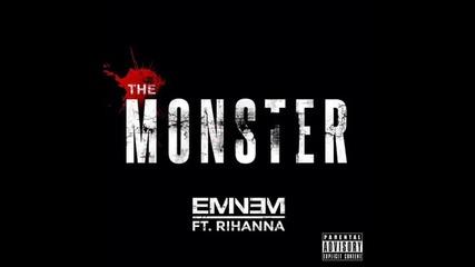*превод* Eminem - The Monster ft. Rihanna (mmlp2)