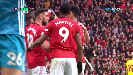 Манчестър Юнайтед ужили за трети път