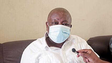 Ghana: COVID vaccinations begin at Korle-Bu Teaching Hospital