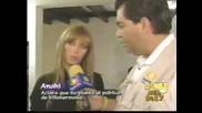 Ebelde - Anahi Retoma Las Grabaciones Despues De Su Operacion.flv