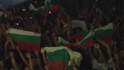 Manowar-химн на България