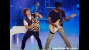 На живо! Justin Bieber - Down To Earth ( Never Say Never )
