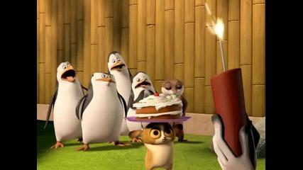 The Penguins of Madagascar - Bonus scenes