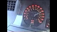 Renault 5 Gt yskorenie
