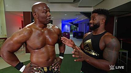 Cedric Alexander disrespects Shelton Benjamin: Raw, May 17, 2021