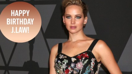 Jennifer Lawrence turns 28: A look back at her funniest red carpet moments