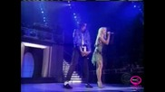 Michael Jackson ft. Britney Spears - The Way You Make Me Feel (High Quality)
