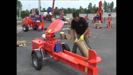 Цепенето на дърва с този европейски метод е фасулска работа!