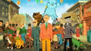 Bill Murray - Happy Street (feat. Bill Murray) (Оfficial video)