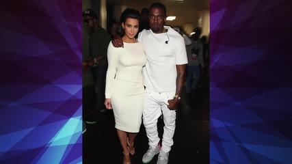 Kanye Wins Christmas Battle, Kim Must Go to Paris