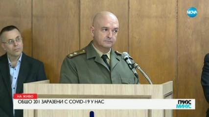 11 нови случая на COVID-19 у нас, вече има заразени в Пазарджик и Дупница (ВИДЕО)